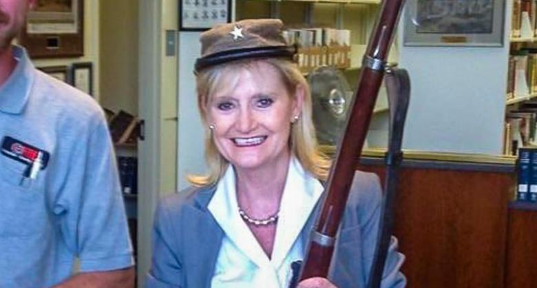 Mississippi Senator Caught Proudly Sporting Confederate Army Hat