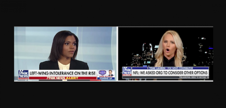 Fox 'News' Millennials Crack Under Midterm Tension, Fight Over Kanye Defection