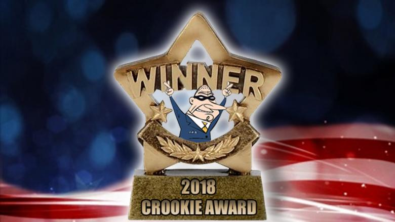Presenting The 2018 Crookie Awards - Nominations Open!