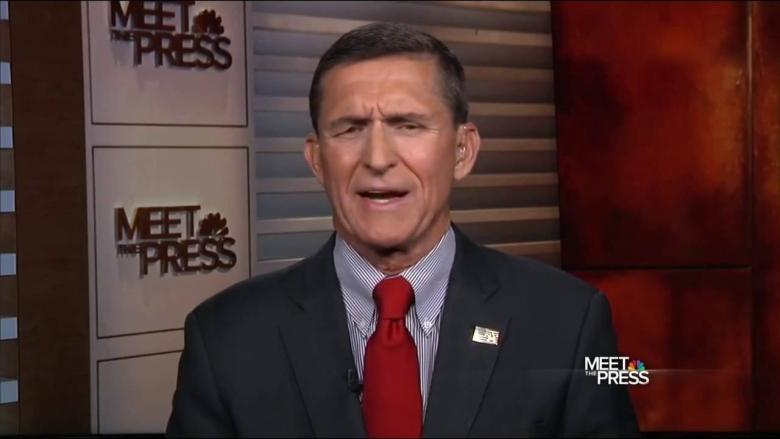 Michael Flynn Is As Much Of A Wingnut As We Thought He Was