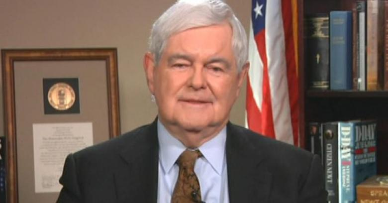 'Newt For Chief Of Staff' Cracks Up Twitter