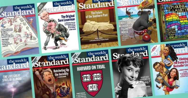 Bill Kristol's 'The Weekly Standard' Expected To Close