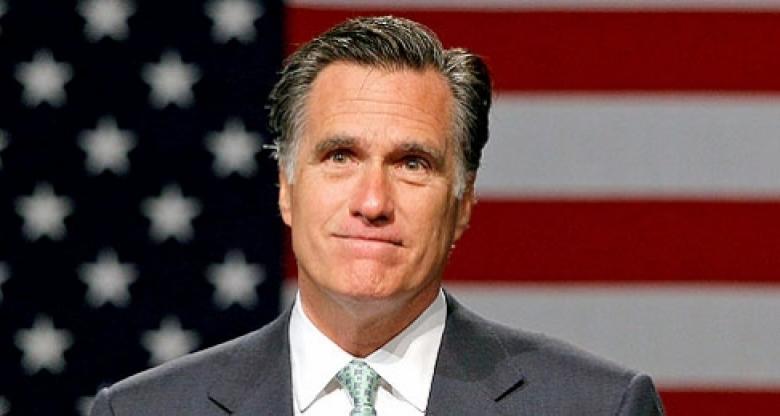 Mitt Romney Announces He Will Replace Jeff Flake's Empty Suit