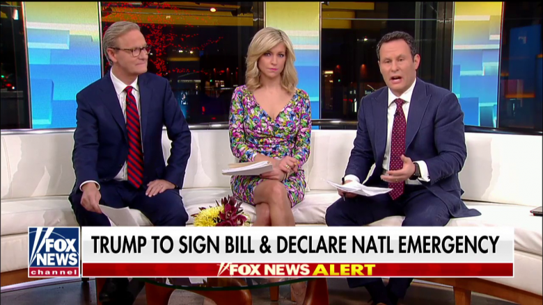 When Trump And Fox & Friends Thought Executive Action On Immigration Was Unconstitutional And Impeachable