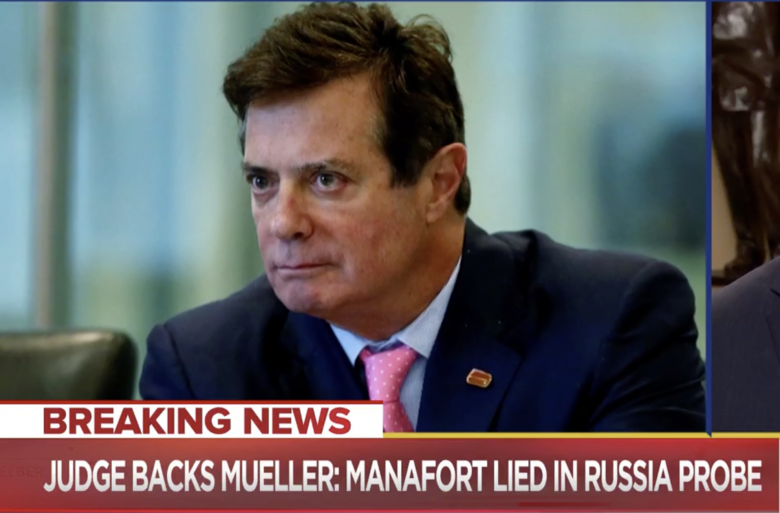Manafort Plea Deal Tossed After Judge Agrees He Lied