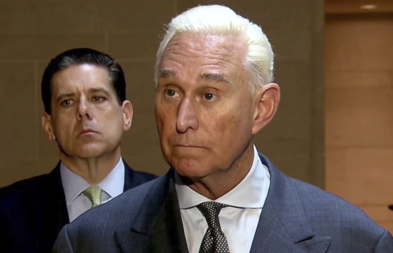 Texts Between Roger Stone And Wikileaks Found In Russian Files