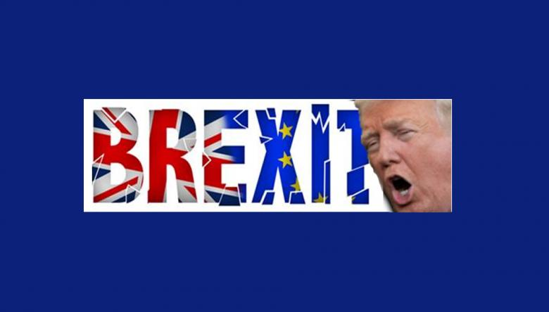 UK Idiots Want US Idiot To 'Solve' Brexit