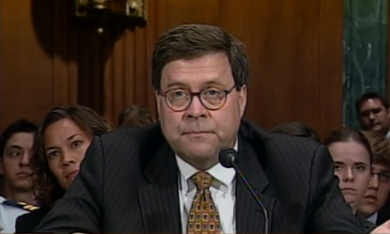 William Barr Confirmed As New Attorney General, 54-45