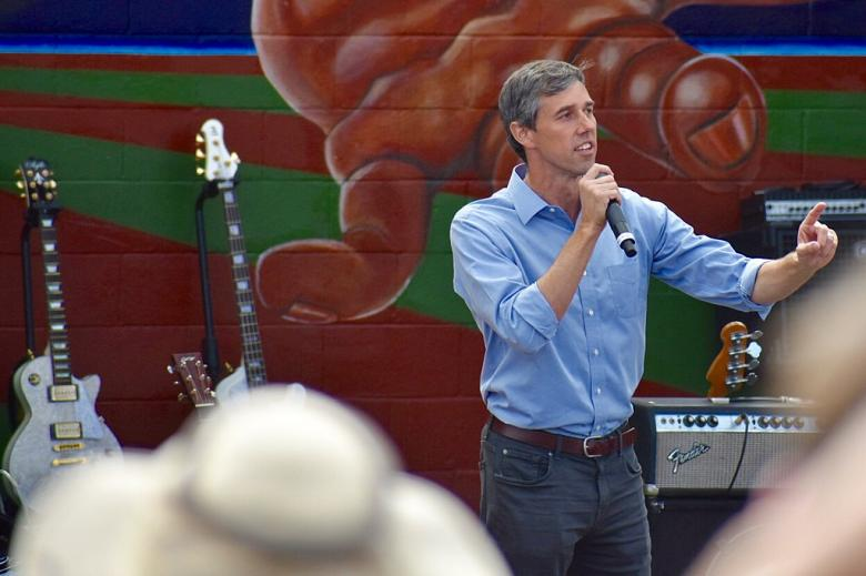Beto's In. 'Man, I Was Just Born To Be In It'
