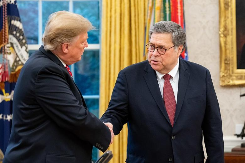 Bill Barr Did Some Impressive Gymnastics To Avoid Arresting Trump