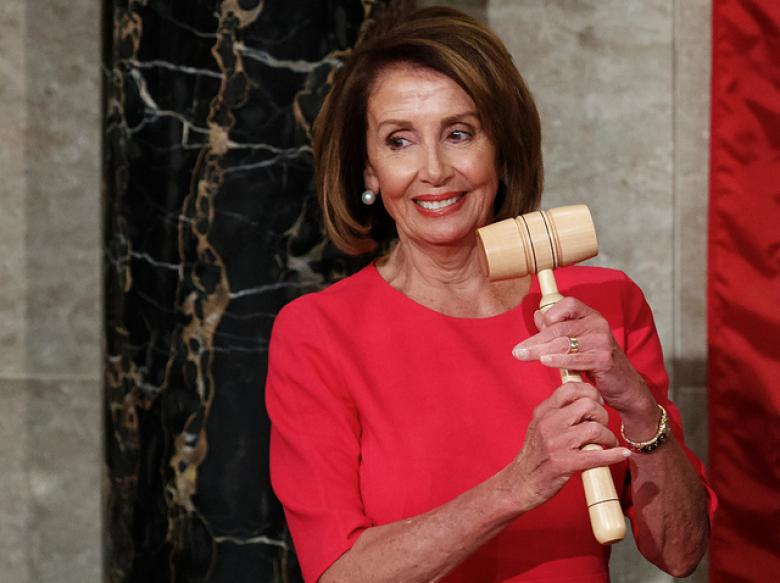 Nancy Pelosi Says This About Impeaching Trump: 'He's Just Not Worth It'