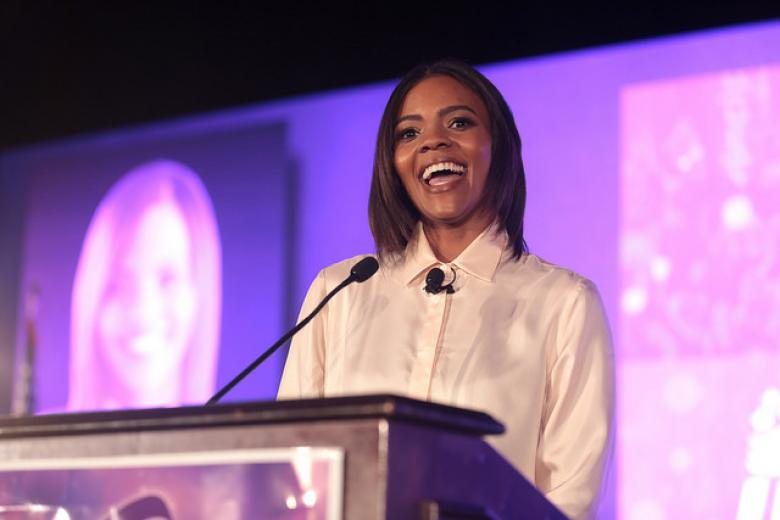 Candace Owens LOL's After Being Named As Influence For New Zealand Massacres