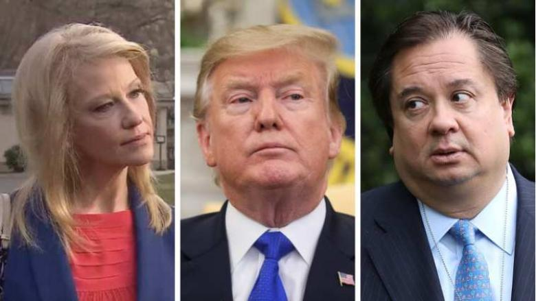 Best Trump Can Do About George Conway Is Tweet 'Total Loser'
