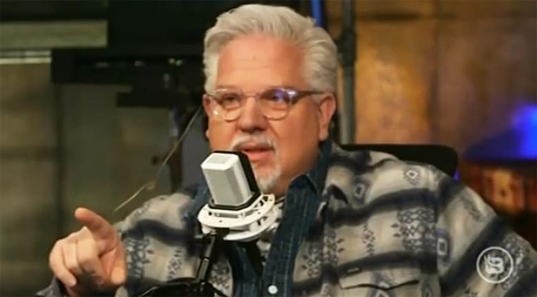 Glenn Beck Applauds Trump For Being Last 'Male Role Model'