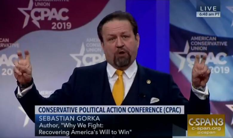 Sebastian 'Mein Fuhrer, I Can Walk!' Gorka Off Fox Payroll