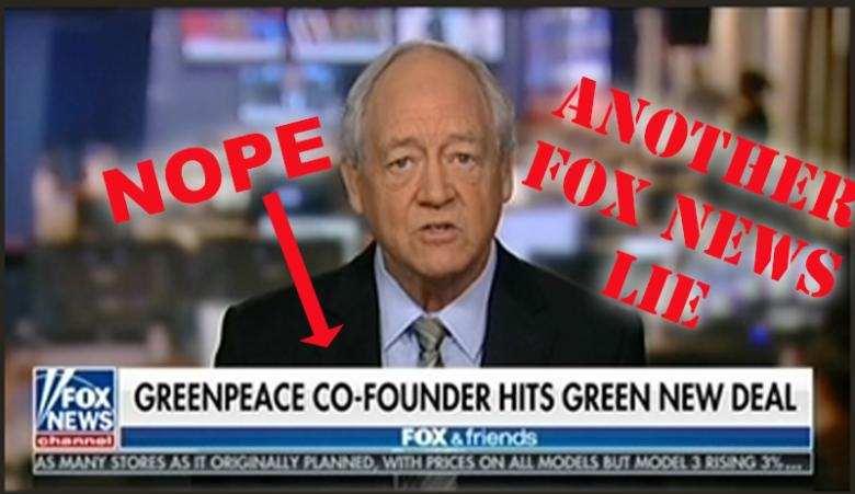 Fox & Friends Lies About Greenpeace And Of Course Trump Tweets It