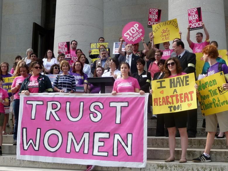 Big Victory For Abortion Rights From Kansas Supreme Court