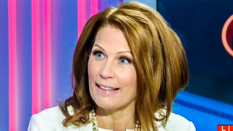 Michele Bachmann: 'No More Godly President' Than Trump