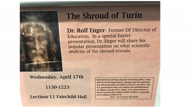 Air Force Academy Shrouded In Embarrassing Easter Pseudo-Science