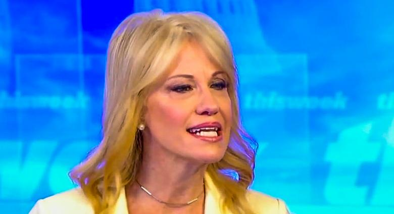 Kellyanne Conway: Donald Trump 'Is Not Going To Jail'