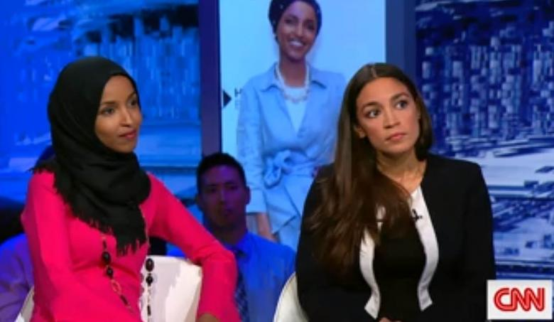 AOC Blames Jeanine Pirro For Attacks On Ilhan Omar