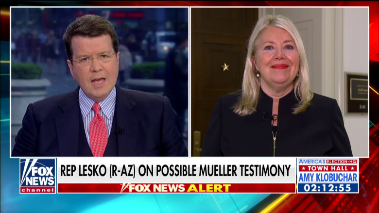 Fox Host Tries To Blame Mueller For Contempt Vote Against Barr
