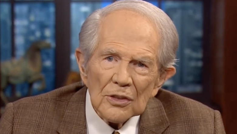 Pat Robertson Warns God Will Smite America If Equality Act Passed