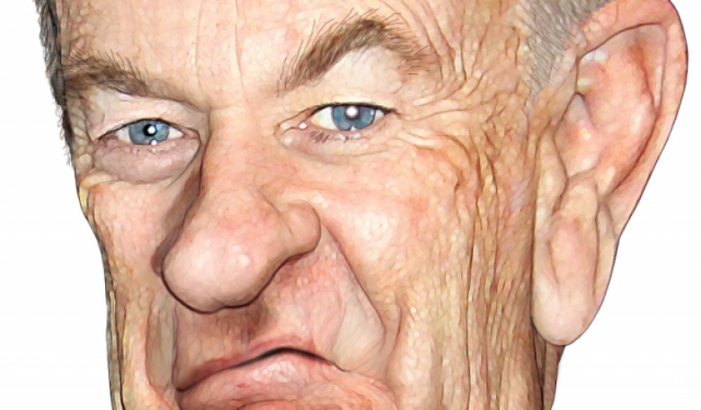 Bill O'Reilly Ventures Out Of Exile For A Racist Rant