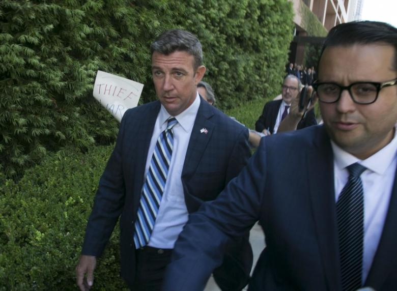 Prosecutors Allege Rep. Duncan Hunter Used Campaign Funds For Multiple Affairs
