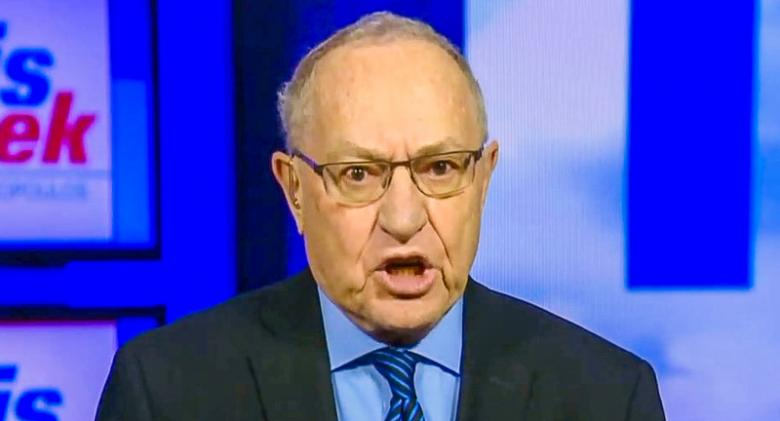 Alan Dershowitz Is Bamboozling Trump -- And The Public -- About The Supreme Court And Impeachment
