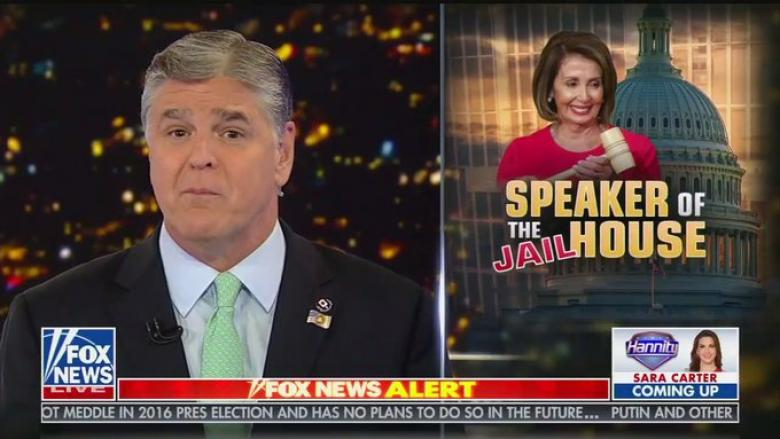 Hannity: Pelosi Wanting Trump Jailed Is What They Do In 'Banana Republics'
