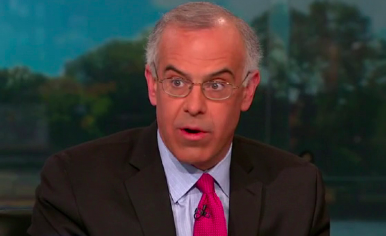 David Brooks Has Thoughts About Young Racist's Harvard Recission