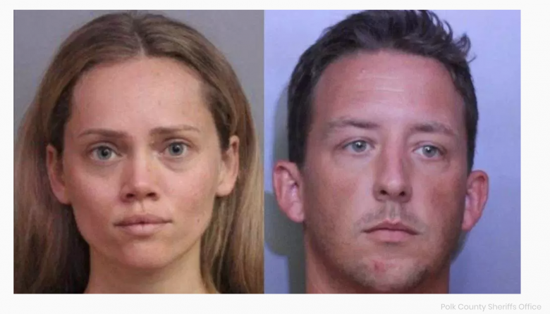 Florida Cops Arrest Woman For Turning In Abusive Husband's Guns