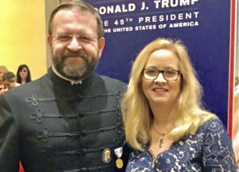 Katherine Gorka Appointed Spokesmodel For Border Protection
