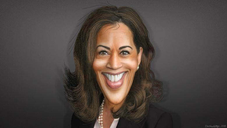 Wingnuts Try Again To Attack Kamala Harris On Her Ancestry -- Ineptly