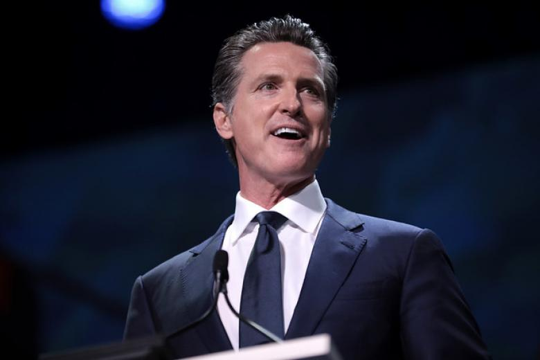 California Governor Contemplates Keeping Trump Off California's Ballot