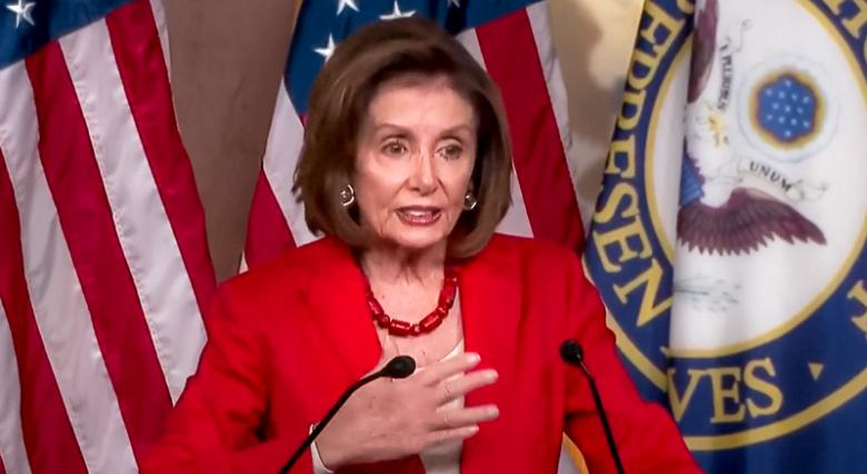 Nancy Pelosi Nails Trump For 'Making America White Again' By Telling Non-white Dems To 'Go Back' Home