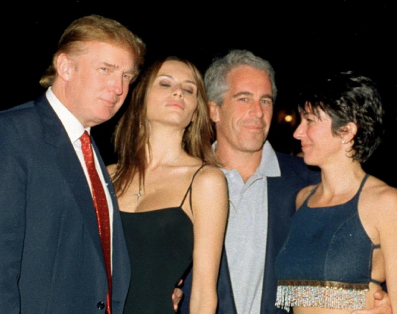 Epstein And Trump: The Cover Up And The Child Rape
