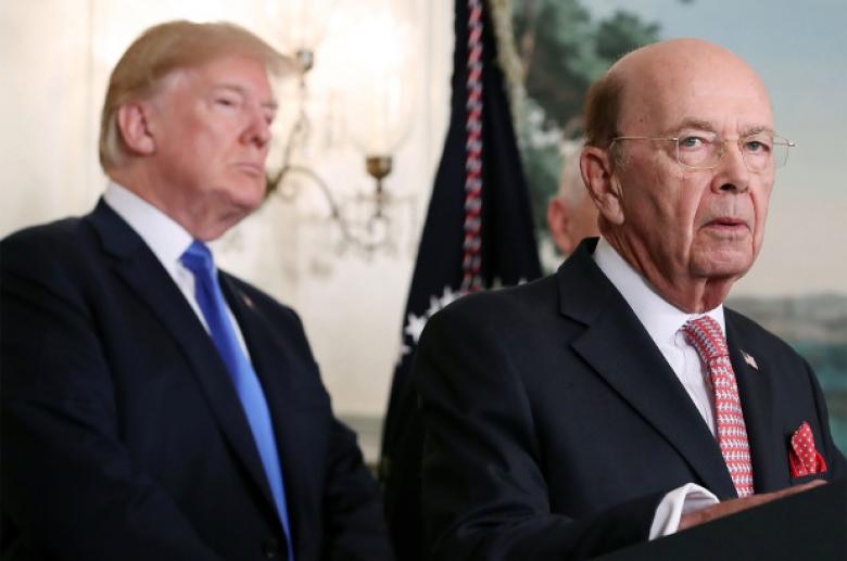 Let's Prepare For Wilbur Ross Getting Fired