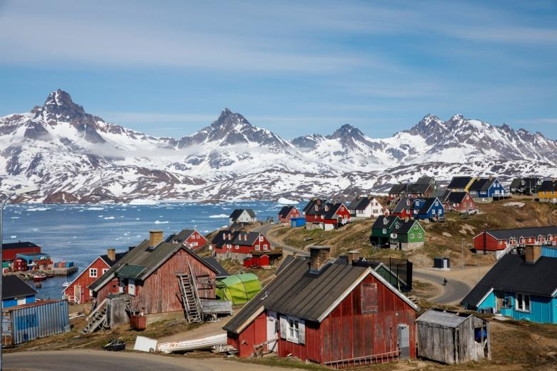 Trump Asks If It's Possible For The U.S. To Buy Greenland