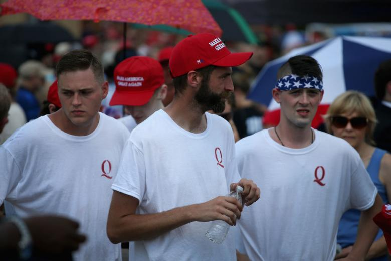 'The New Normal': Conspiracy-Fueled, Red-Pilled White Male Mass Killers