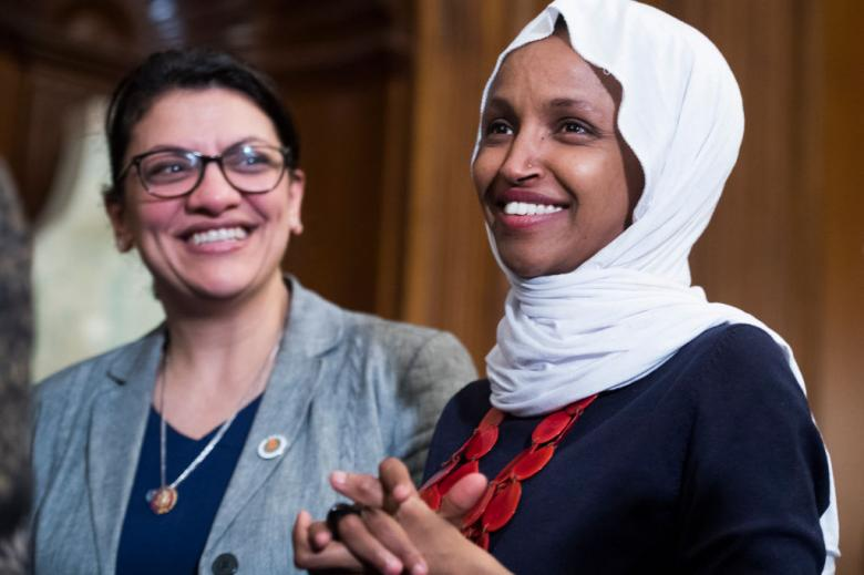 Jewish And Pro-Israel Groups Side With Omar And Tlaib