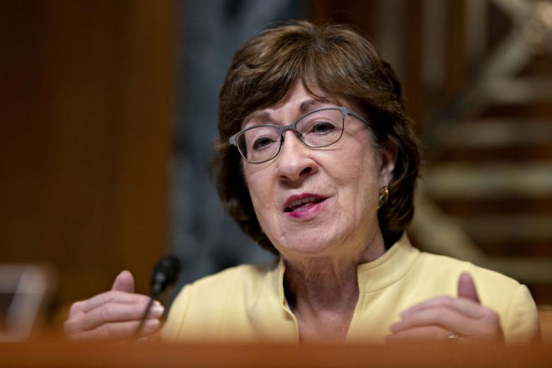 Susan Collins Dispenses With Niceties, Accepts Paul LePage's Endorsement