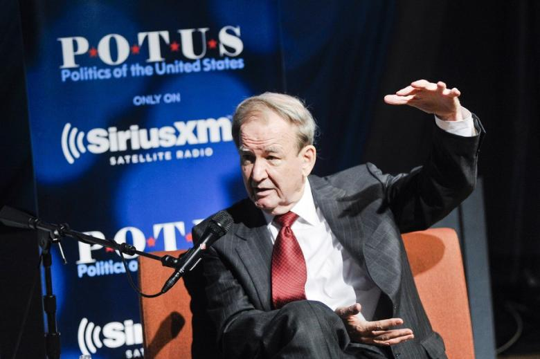 Maryland Public Television Is Giving White Nationalist Pat Buchanan A New Television Gig