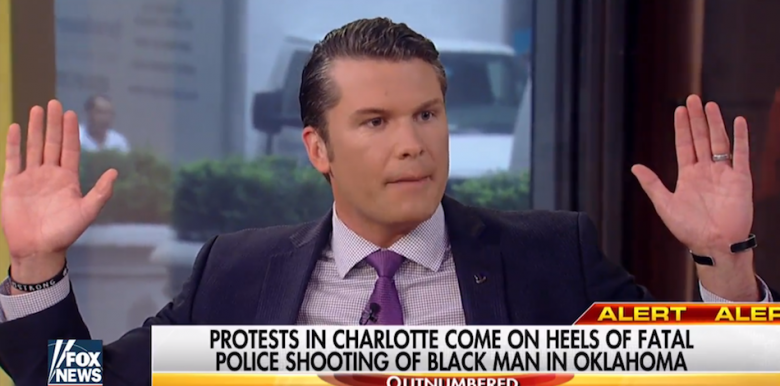 Fox's Pete Hegseth Getting Married At Trump Golf Club