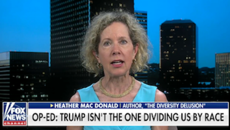 Fox Pundit Blames White Nationalist Violence On Democrats