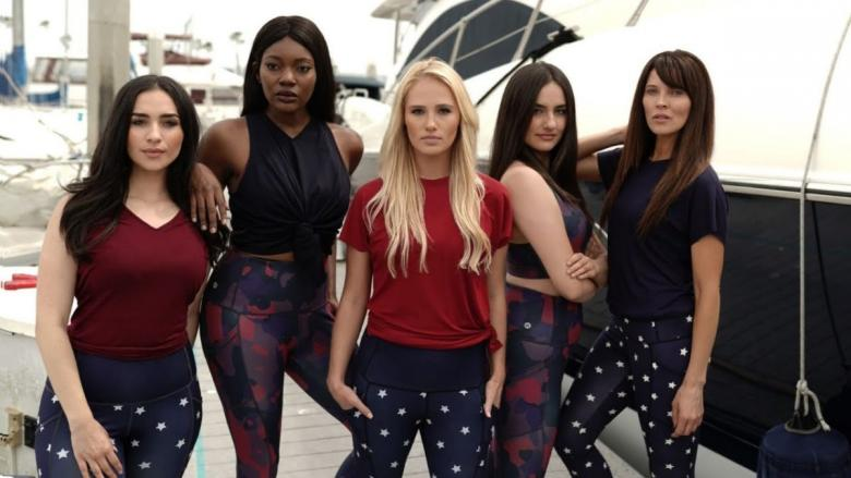 Tomi Lahren's Admits That Her New 'Freedom' Clothing Line Is Not Made In America