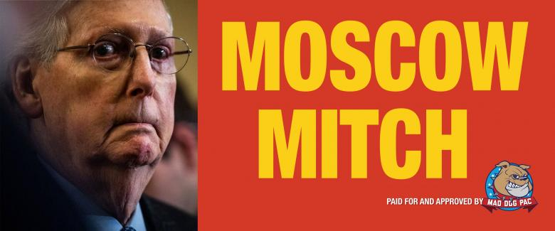 Nice Try, Moscow Mitch, On The Election Security Head Fake. It Won't Work