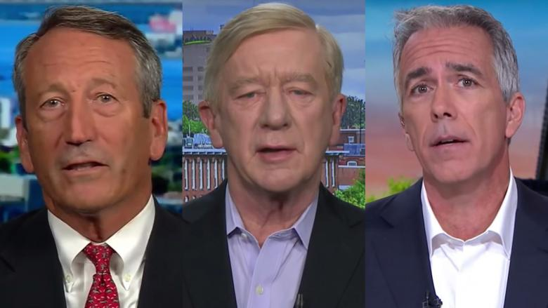Three GOP Challengers To Trump Wrote A Compelling Op-Ed: GOP 'Has Taken A Wrong Turn'