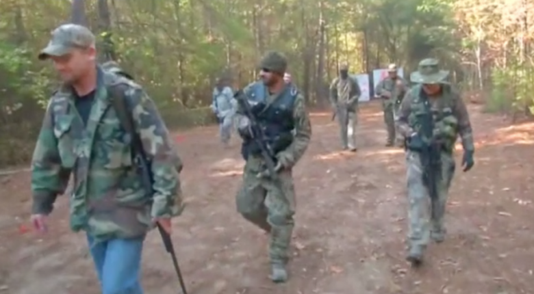 Four Videos Illustrate The American Right's Lust For Civil War
